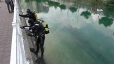 Adana'da sulama kanalına atlayan kişi hayatını kaybetti
