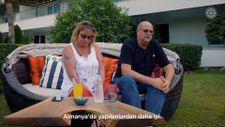 Antalya'da yaşayan Alman çiftten Türkiye'deki sağlık sistemine övgüler