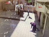 Diyarbakır'da tartıştığı kişi silah çekince 7'nci kattan atladı
