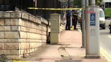 Kocaeli'de askerlik şubesi önündeki şüpheli paket fünye ile patlatıldı