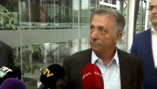 Ahmet Nur Çebi, Sergen Yalçın sorusuna cevap vermedi