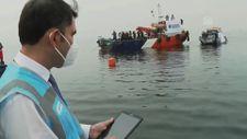 Murat Kurum, müsilaja yönelik kullanılan yeni cihazları inceledi