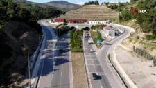 Sabuncubeli Tüneli sayesinde 305 milyon lira tasarruf edildi