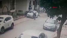 Ümraniye'deki dehşet; karısını öldüren koca kamerada