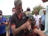 Adana'da kaybolan Emine Nine, ailesine kavuştu