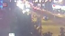Bursa'da alkollü sürücü polis noktasına daldı: 2'si polis 4 yaralı