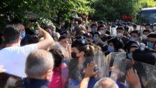 İstanbul Tozkoparan'da kentsel dönüşüm arbedesi