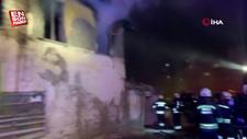 Konya'da 3 küçük kız kardeş yangında hayatını kaybetti