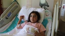 Ağrı'da 9 yaşındaki Ayşegül'ün üzerine kaynar su döküldü