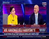 Adil Karaismailoğlu'ndan Kanal İstanbul açıklaması