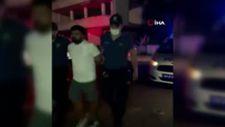 Gaziosmanpaşa'da polislere ateş açan şahıslar yakalandı
