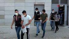 Samsun'da uyuşturucu ticareti operasyonu: 4 gözaltı