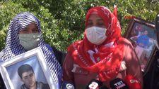 Van'da evlat nöbetine katılan anne, kızı Şilan'a kavuşuyor