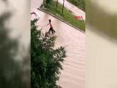 Ankara'da sağanak günlük yaşamı olumsuz etkiledi
