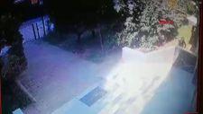 Başakşehir'de bisiklet hırsızı kamerada