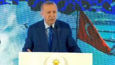 Cumhurbaşkanı Erdoğan: Avrupa'da aşı ücretli, bizde böyle bir şey yok