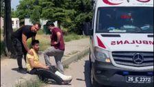 Eskişehir'de alçılı ayağıyla araba sürdü, çarptığı kadın öldü