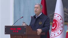 Hulusi Akar: PKK ve YPG arasında fark yok