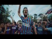 Trabzonspor yeni sezon formalarını özel kliple tanıttı