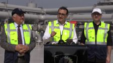 Türkiye'nin ilk doğalgaz depolama gemisi Ertuğrul Gazi hizmete girdi