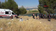 Adıyaman'da baraja giren çocuk boğularak hayatını kaybetti