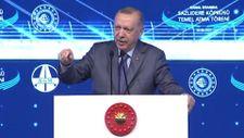 Cumhurbaşkanı Erdoğan: İtirazcıları dinleseydik hiçbir projeyi yapamazdık