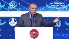 Cumhurbaşkanı Erdoğan: Yatırımcıları tehdit ediyorlar