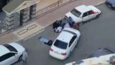 Şanlıurfa'da husumetlileri 7 kişiyi vurup, otomobille üzerlerinden geçmeye çalıştılar
