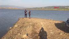 Serinlemek için gölete girip kaybolan Serpil'in cansız bedeni bulundu