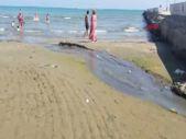 Adana'da kanalizasyonlar denize akıyor