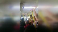 Adana'da toplu taşımada klima isyanı