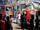 Bangladeş'te bir binada meydana gelen patlamada 7 kişi öldü