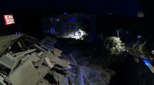 Sarıyer'de 11 katlı bina çöktü