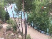 Antalya'da serinlemek için ırmağa giren genç boğularak hayatını kaybetti