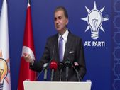 Ak Parti Sözcüsü Ömer Çelik'ten MYK sonrası açıklamalar
