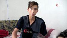 Bursa'daki genç, kaybettiği kolu için adalet istiyor