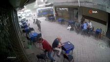 Iğdır'da fırtına vatandaşlara zor anlar yaşattı