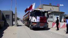 İsrail, Katar yakıtının Gazze Şeridi'ne girmesine izin verdi
