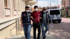 Konya'da Suriyeli cinayet şüphelisi yakalandı