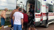 Moldova uyruklu çocuk Karadeniz'de boğuldu