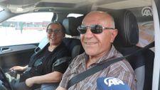 Arabalı treni seçen gurbetçiler Avusturya'dan 1 buçuk günde Edirne'ye ulaşıyor