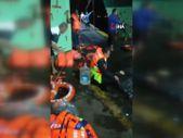 Endonezya'da yolcu gemisi battı