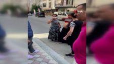 Esenyurt'taki hırsızlar, yakalanınca soyunmaya çalıştı