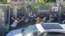 İsrail güçleri, Kudüs'te Filistinlilere ait bir dükkanı yıktı