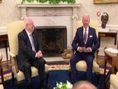 Joe Biden, İsrail Cumhurbaşkanı Rivlin ile görüştü