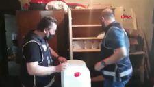 Tekirdağ'da, sahte içkilerin Bulgaristan'dan getirildiği ortaya çıktı