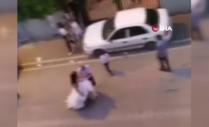 Esenyurt'ta takı kavgası başladı, gelin düğünü terk etti