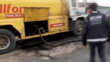 İstanbul'da 35 bin litre 10 numara yağ ele geçirildi