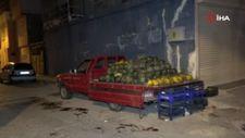 Adana'da yol kenarında karpuz satan şahıs, silahlı saldırıya uğradı