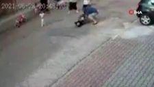 Kartal'da 9 yaşındaki çocuğa pitbull saldırdı